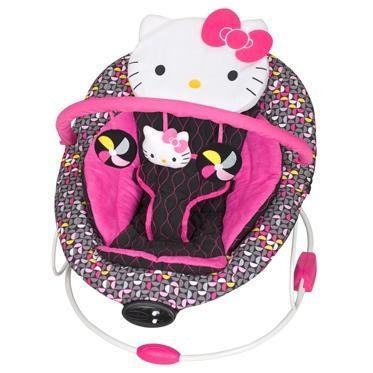 Bouncer Porta Bebe Hello Kitty Original Envio Gratis
