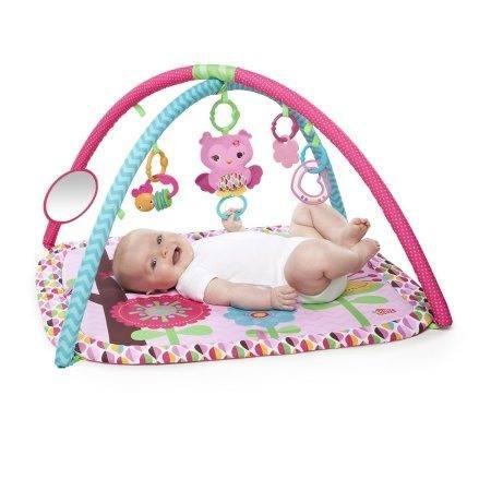 Bright Starts Gimnacio De Actividades Para Bebe Niña Nuevo