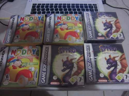 Cartuchos Gba Gameboy Advance Sellados