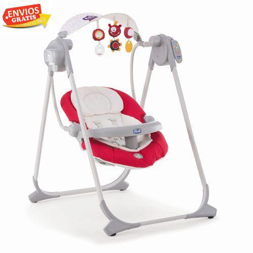 Columpio Para Bebe Marca Chicco Mod Swing Up C/ctrl Remoto