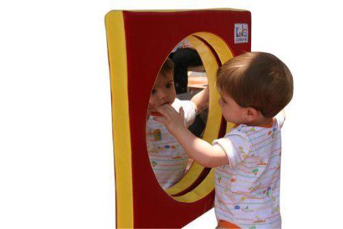Espejo Para Bebé De Estimulación Temprana Marca Kids