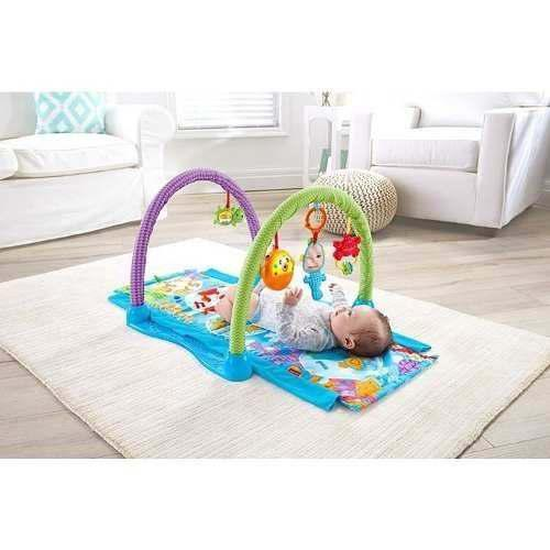 Fisher Price Gimnasio Musical 2 En 1 Bajo Del Mar