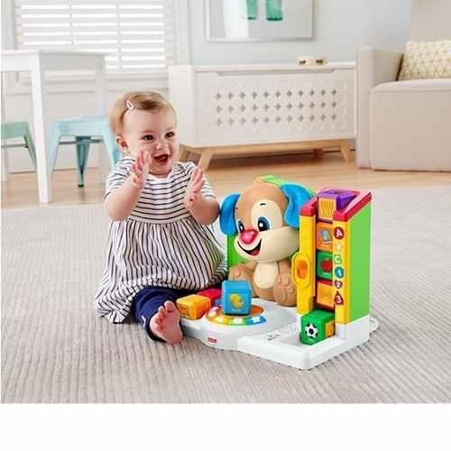 Fisher Price Rie Y Aprende Perrito Primeras Palabras Mattel