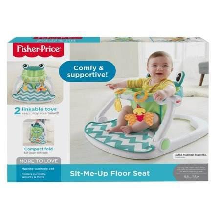 Fisher Price Sit Me Up Floor Seat, Asiento Para Bebé