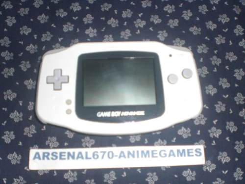 Game Boy Advance Con Mario Harry Potter Need For Speed Gba