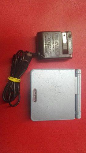 Gameboy Advance Sp Cargador Nuevo Y Con Tapa En Buen Estado