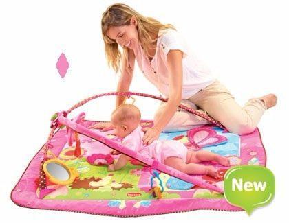 Gimnacio Para Bebe 5 En 1 Princess Luz Y Sonidos Tiny Love