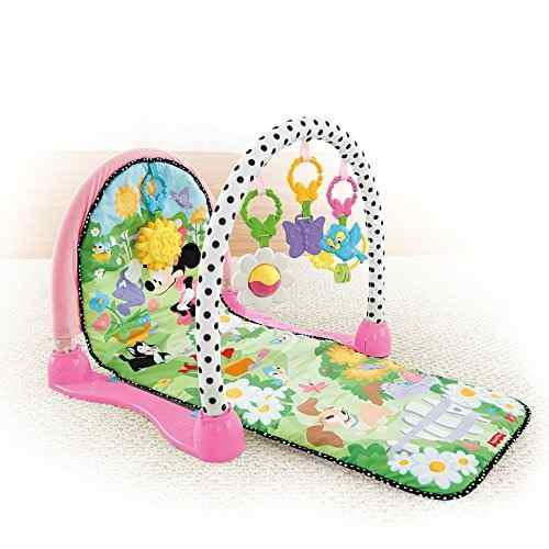 Gimnasio Bebe Fisher Price Disneys Minnie Mouse Baby Gym