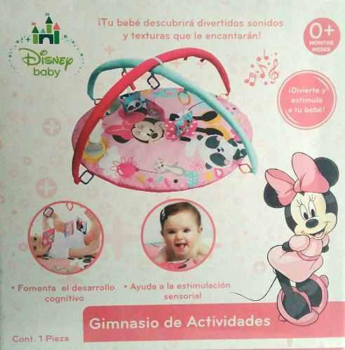 Gimnasio De Actividades Disney Baby Para Niña. Nuevo