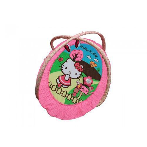 Gimnasio Musical Hello Kitty Rosa