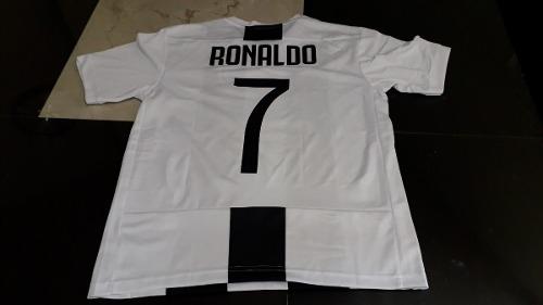 Jersey Juventus Corte De Niño  Ronaldo