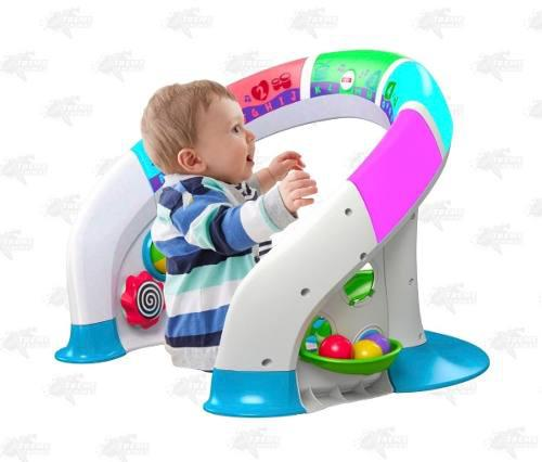 Juguete Para Bebe Fisher Price Bright Beats Smart Touch Xtrm