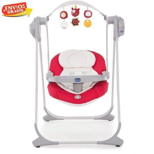Mecedor Para Bebe Marca Chicco Mod Swing Up C/ctrl Remoto