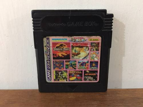 Multijuego 32 En 1 Para Game Boy Color / Gbc En Buen Estado