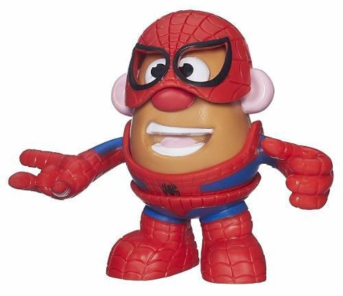 Señor Cara De Papa Hombre Araña - Hasbro, Nuevo