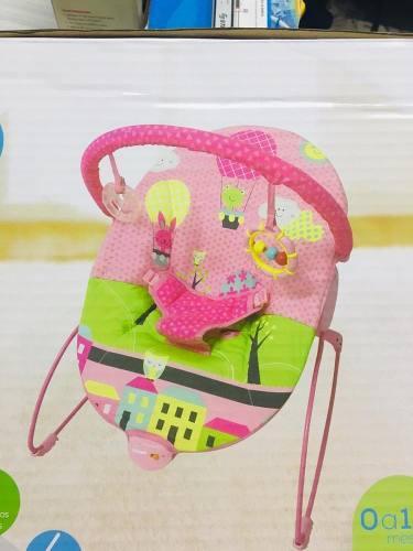 Silla Mecedora Para Bebe Bouncer Prinsel Envio Gratis