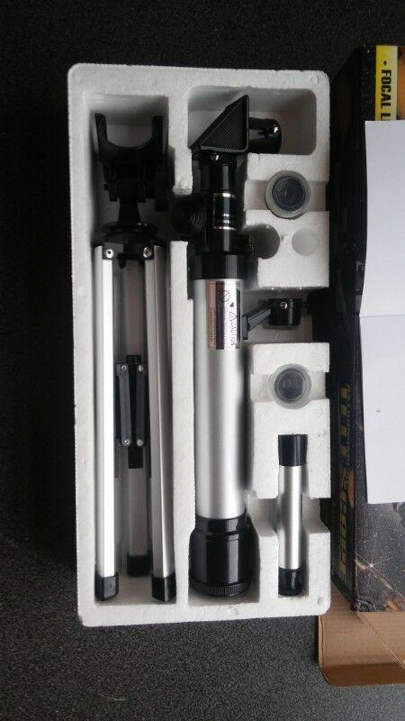 Telescopio - Anuncio publicado por joanhan