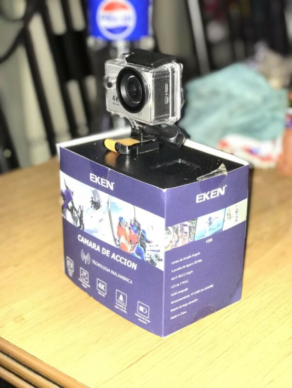 Camara EKEN 4K Ultra HD