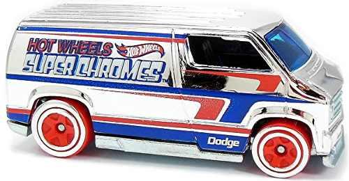 Custom 77 Dodge Van Fyd54 Super Chromes Hot Wheels