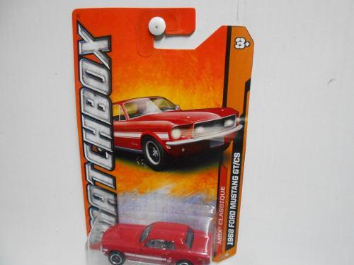 Fermar Ford Mustang Gt/cs G- Matchbox