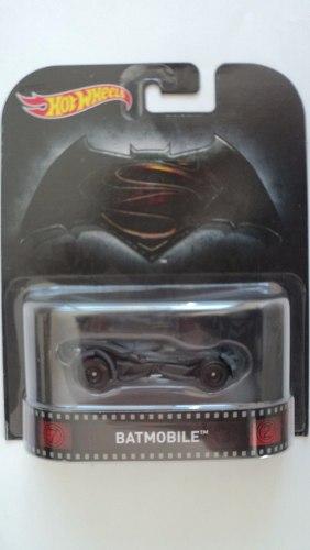 Hot Wheels Retro  Batmobile, Batman Vs Superman