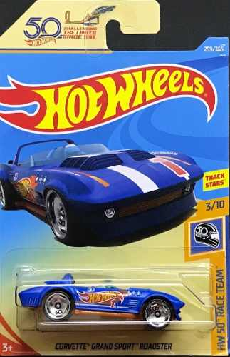 Hotwheels Corvette Grand Sport Roadster #th