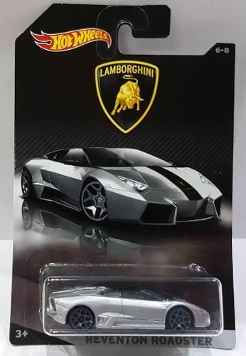 Hotwheels Lamborghini Reventon Roadster Serie 6 De