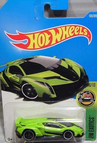 Hotwheels Lamborghini Veneno #
