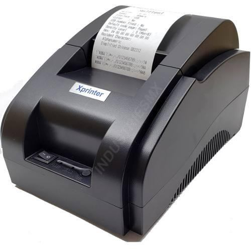 Impresora Termica Punto De Venta 58mm Usb Nueva Envio Gratis