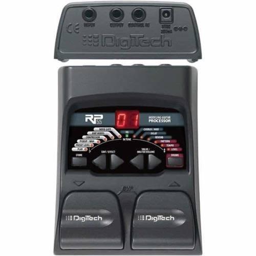 Procesador Multi Efectos Para Guitarra Rp55 Digitech