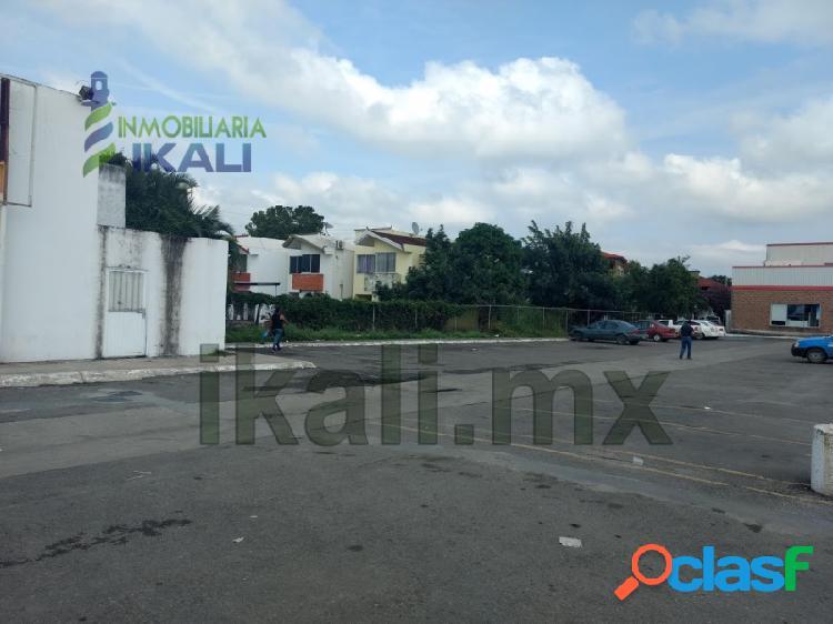 Vendo Terreno 305 m² Col. Tropicana Tuxpan Veracruz,