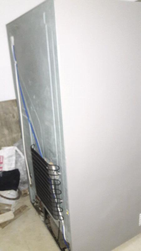 Vendo refrigerador grande marca samsumg de 3 puertas