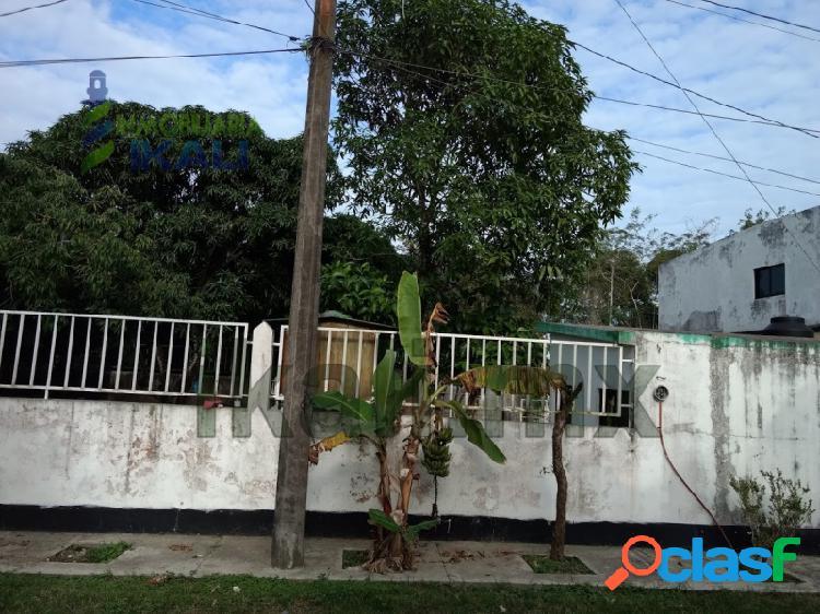 Vendo terreno 200m² Col. La Calzada Tuxpan Veracruz, La
