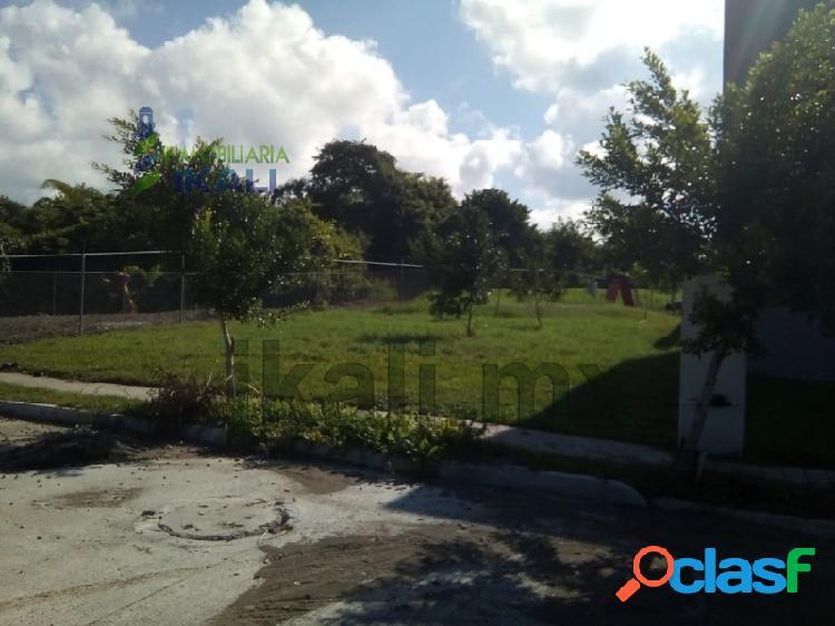 Venta Terreno 200 m² Fraccionamiento Kana Poza Rica