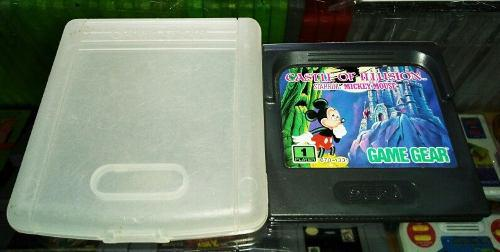Castle Of Illusion Mickey Mouse Game Gear (hit Games Shop)