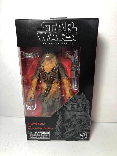 Chewbacca Solo: A Star Wars Story The Black Series (target)