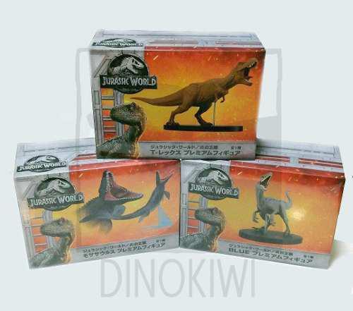 Coleccion Sega Jurassic World Park Mattel Dinosaurio Blue
