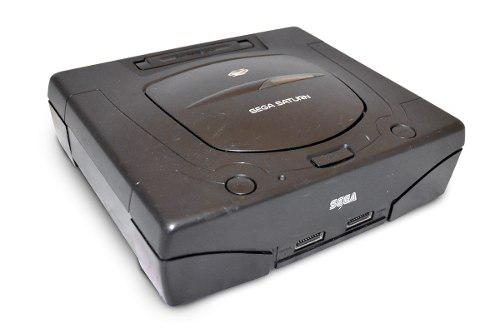 Consola Sega Saturn Coleccion Rara Funcionando Retro
