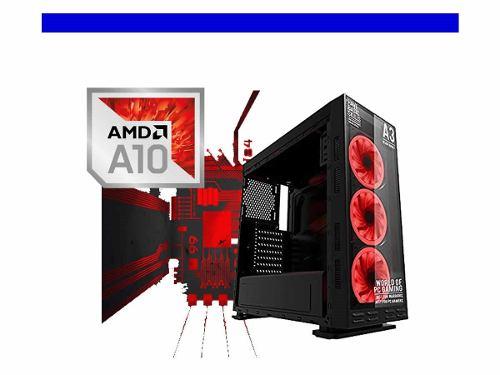 Cpu Pc Gamer Amd A Cores I5 8gb 1tb Supera Xbox