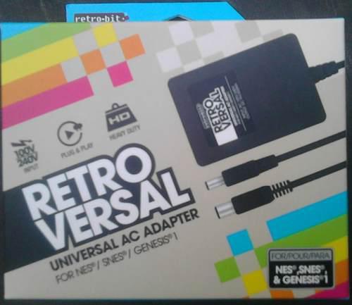 Eliminador De Super Nintendo, Nintendo Nes Y Sega Génesis