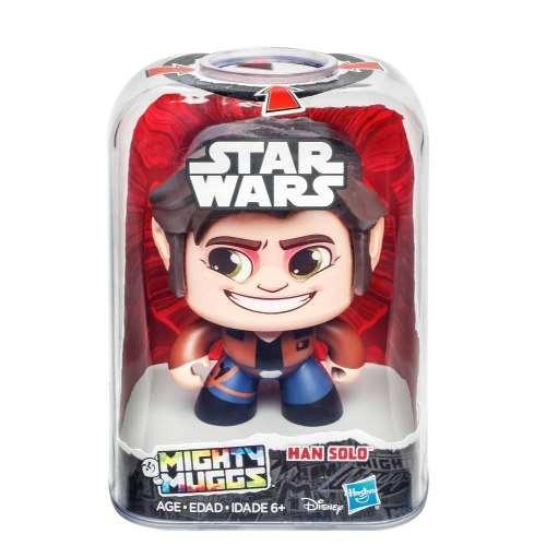 Hasbro Mighty Muggs Figura Coleccion Starwars Varios Modelos