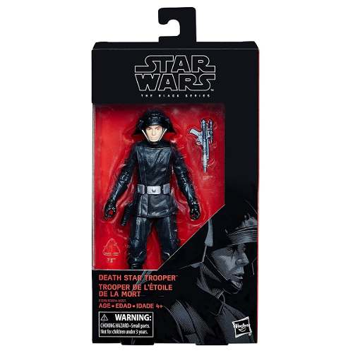 Hasbro Star Wars Figura Death Star Trooper 6 Pulgadas Series