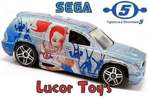 Hot Wheels Fandango Serie Sega Space Chanel 5 2003 Lcatoy79