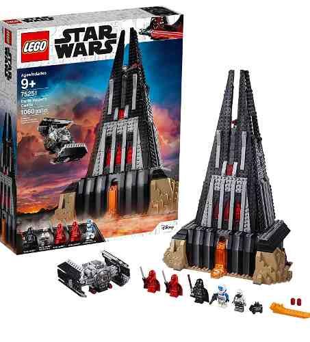 Lego Star Wars Castillo De Darth Vader