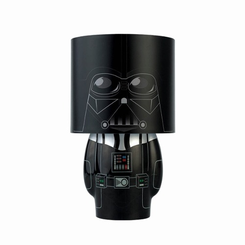 Lámpara Coleccionable Led De Carácter Star Wars Darth
