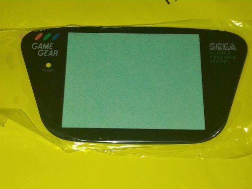 Nuevo Lente De Pantalla De Repuesto Para Sega Game Gear