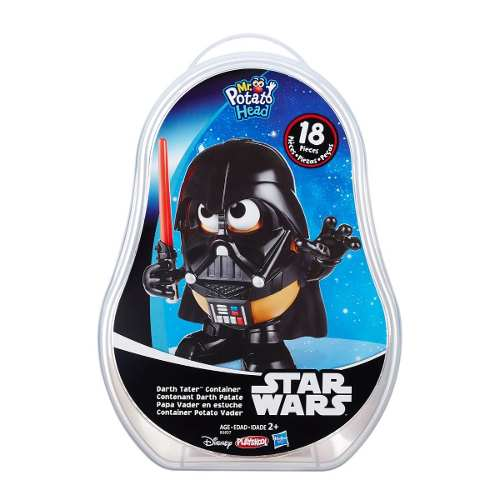 Papa Vader (Darth Tater) Playskool Cara De Papa Star Wars