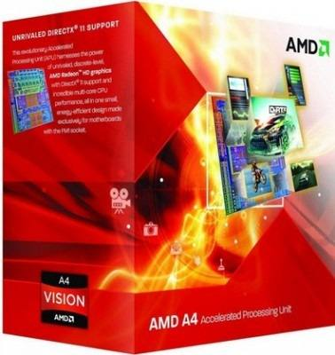 Procesador Para Pc Amd Apu A Dual Core - Amd A4, 3, 7