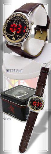 Reloj Neon Genesis Evangelion