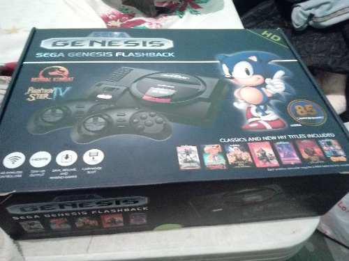 Sega Genesis Flashback Hd